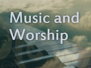 Praise and Worship with Keyboard and Sky